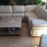 Экслюзивный кожаный диван, Новосибирск