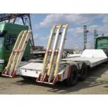 Заказ, аренда - Трал-низкорамник до 50 тонн, Новосибирск