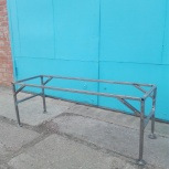 Скамейки, изделия из металла, столики в стиле лофт, Новосибирск