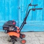 Продам мотокультиватор Hammerflex RT50A, Новосибирск