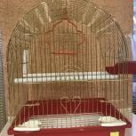 Клетка для птиц, Новосибирск
