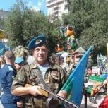 День ВДВ 2020 В Новосибирске, Новосибирск
