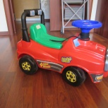 Продам детский автомобиль -каталку, Новосибирск