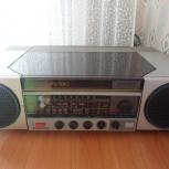 Продам проигрыватель  Вега с пластинками и магнитофон Филлипс, Новосибирск