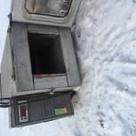 Электропечь для прокалки электродов ЭПЭ-10/400, Новосибирск