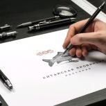 Создание логотипов любой сложности, Новосибирск