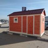 Продам Баню под Ключ 2Х4, Новосибирск