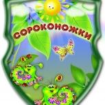 """Частный детский сад """"Сороконожки """", Новосибирск"""
