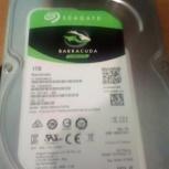 Жесткий диск seagate 1tb, Новосибирск
