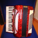 Продам аккордеон RoyalStandard silvana, Новосибирск