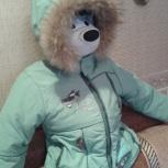 Зимняя куртка и штаны на 4 года. Комплект зимний., Новосибирск
