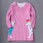 Платье новое размер 98-104, Новосибирск