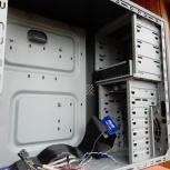 Продам компьютер, б/у, в рабочем состоянии, не в сборе, Новосибирск