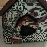 Домик для кошки или мелкопородистой собаки, Новосибирск