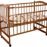 Продам детскую кроватку б/у, Новосибирск