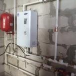 Отопление, водоснабжение, Новосибирск