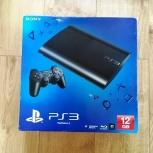 Sony PlayStation 3 + 10 новых CD с играми, Новосибирск