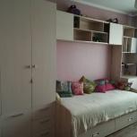 Продам набор мебели БУ для спальни/детской, Новосибирск