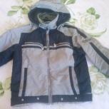 Куртка демисезонная  Donilo  для мальчика р.140, Новосибирск