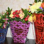 Плайм-пакеты для цветов, Новосибирск