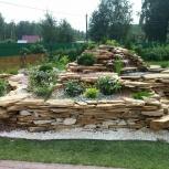 Ландшафтный дизайн, Новосибирск