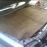 Автоодеяло из войлока для утепления двигателя автомобиля, Новосибирск