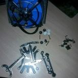 Deep cool Icewing 5 радиатор и куллер, Новосибирск