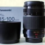 Panasonic 35-100mm 2.8 (35-100 мм) новый, с фильтром, Новосибирск