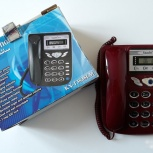 Стационарный телефон, Новосибирск