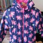 Двухсторонняя  курточка для  девочки, Новосибирск
