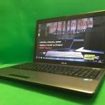 Ноутбук Asus a52j Видеокарта 1Гб, Новосибирск