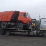 Эвакуатор  грузовых автомобилей и спецтехники, Новосибирск