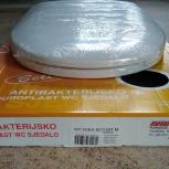 Крышка для унитаза, новая в упаковке, Новосибирск