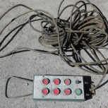 Продам пульт на электротельфер, Новосибирск
