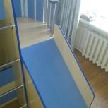Детская кровать-корабль, Новосибирск