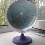 продам школьный глобус d-160, Новосибирск