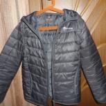 Продам куртку-ветровку детскую демисезонную, темную, Новосибирск