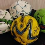Футбольный мяч, Новосибирск