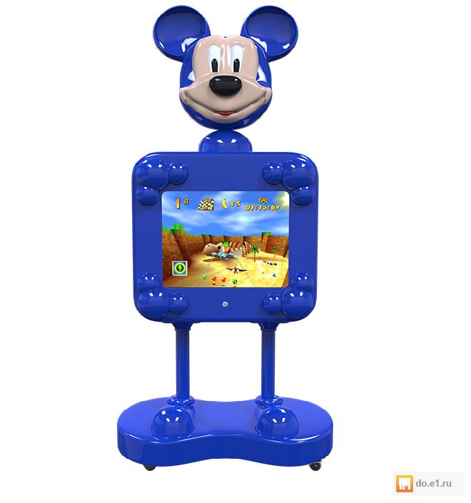 детские игровые автоматы бу
