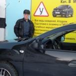 Автоинструктор, механика, опыт, Новосибирск