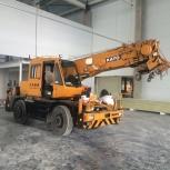 Услуги автокрана КАТО, KOBELCO 10 тонн вылет стрелы 24м, Новосибирск