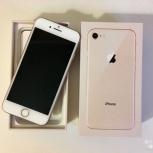 iPhone 8 золотой 64 GB, Новосибирск