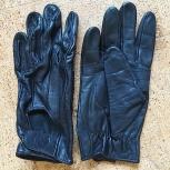 Продам перчатки кожаные, Новосибирск