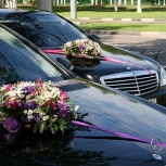Mercedes-Benz S класса W221 Лонг, Новосибирск