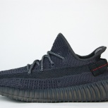 Adidas Yeezy 350 boost v2 Triple Black, Новосибирск