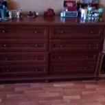 Комплект мебели комод тумба и стол журнальный, Новосибирск