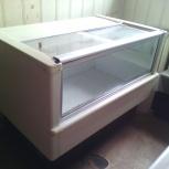 Холодильный ларь б/у, Новосибирск