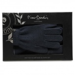 Продам шарф+перчатки Pierre Cardin C 2 (Оригинал), Новосибирск
