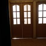Отдам межкомнатные шпонированные двери, Новосибирск