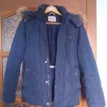 Куртка зимняя для мальчиков. Размер 146 ( 10 – 12 лет), Новосибирск
